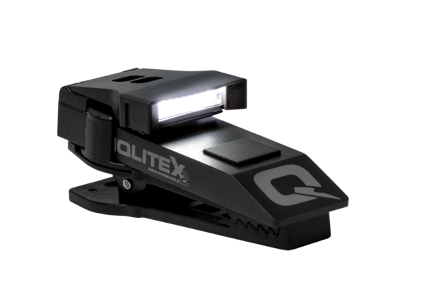 QuiqLiteX2 Tactical Red/White LED