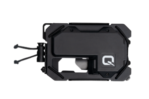 QuiqLite TAQ Wallet in Black